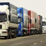 Дальнобойщики бастуют – Московское шоссе стоит