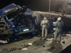 Авария под Жигулевском: разлито 13 тонн нефти, погибли двое