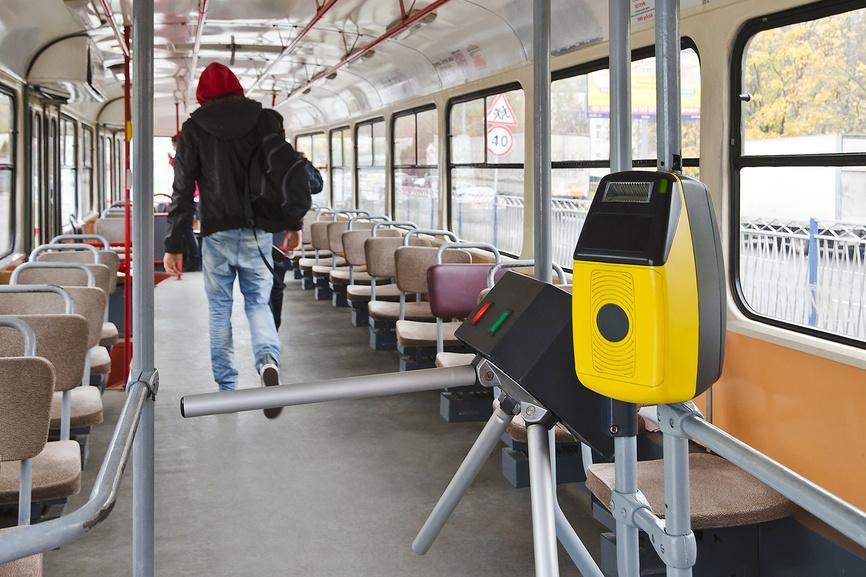 Автобусы в Тольятти оснастят турникетами