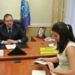 Школьница из Тольятти получила поздравительную открытку от президента России