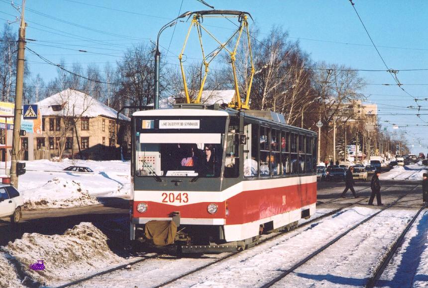 Новый общественный транспорт в Самару привезут из Ижевска