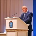 Меркушкин призывает самарцев открыть свои «кубышки» и передать накопления региону