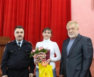 Храбрая тольяттинка задержала и сдала вора полицейским