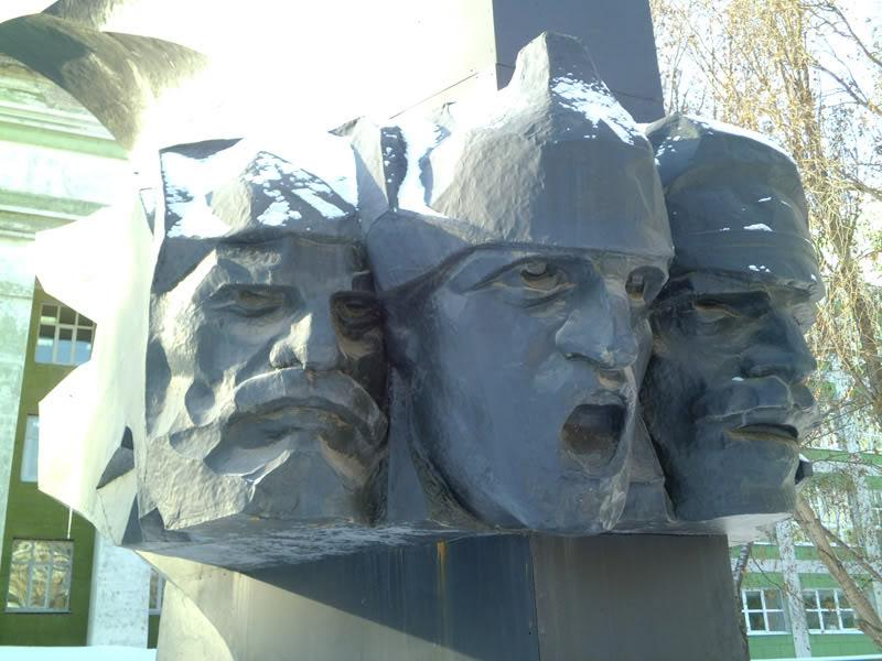 Самарские коммунисты выступают против установки памятника белочехам