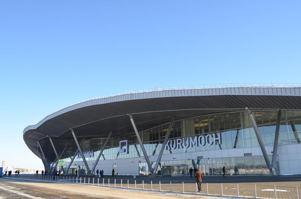 Самолёт «Самара-Краснодар» совершил вынужденную посадку в Курумоче