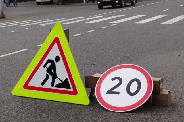 С 4 по 10 января на кольце пр. Кирова-Московское шоссе реорганизуется схема движения