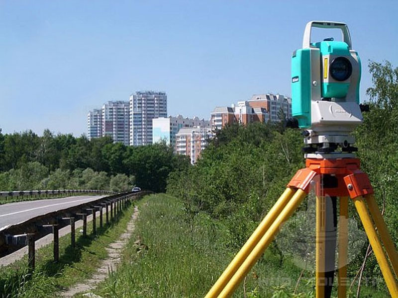 Современные технологии в инженерно-геодезических изысканиях