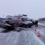 Два ДТП со смертельным исходом произошли в Самарской области 15 декабря
