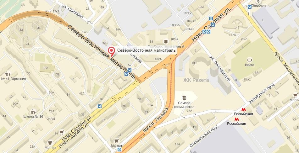 118 млн на реконструкцию Северо-Восточной магистрали выделяет мэрия Самары