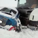 Смертельный обгон: четыре человека погибли под колесами грузовика «Скания» ФОТО
