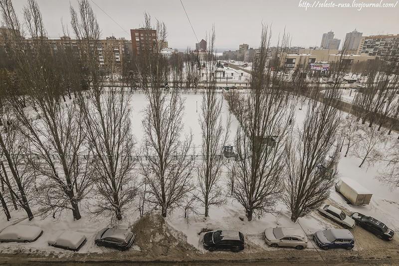 Жители Октябрьского района добиваются запрета точечной застройки на пр. Ленина