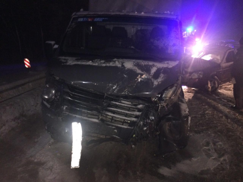 В ДТП на Волжском шоссе погиб глава ОНД Андрей Сивань