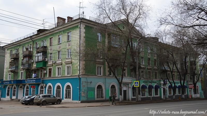 Минстрой области: спланирована новая территория в Октябрьском районе Самары