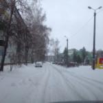 Власти Сызрани предлагают горожанам убирать снег на улицах самостоятельно