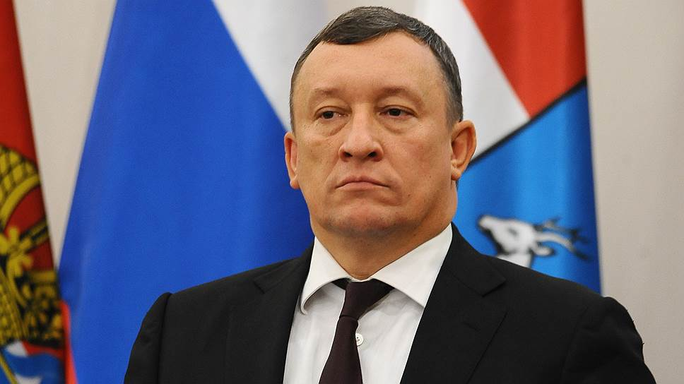 Александр Фетисов прокомментировал свою отставку с поста председателя реготделения ЕР