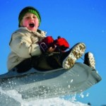 В новогодние праздники пострадали несколько маленьких детей