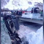Пятеро самарцев пострадали в автокатастрофе на территории Кабардино-Балкарии