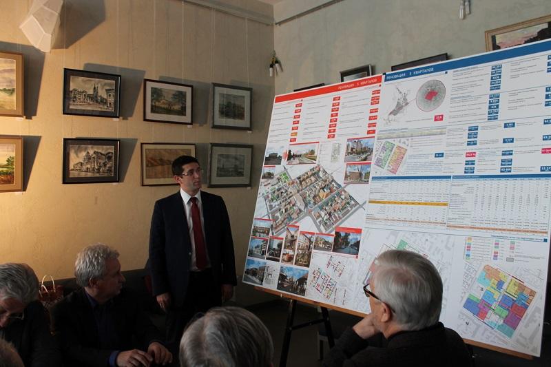 Самарские архитекторы поддержали скандальный проект «Пять кварталов»