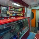 Шокин возьмет обслуживание вагонов-ресторанов на себя