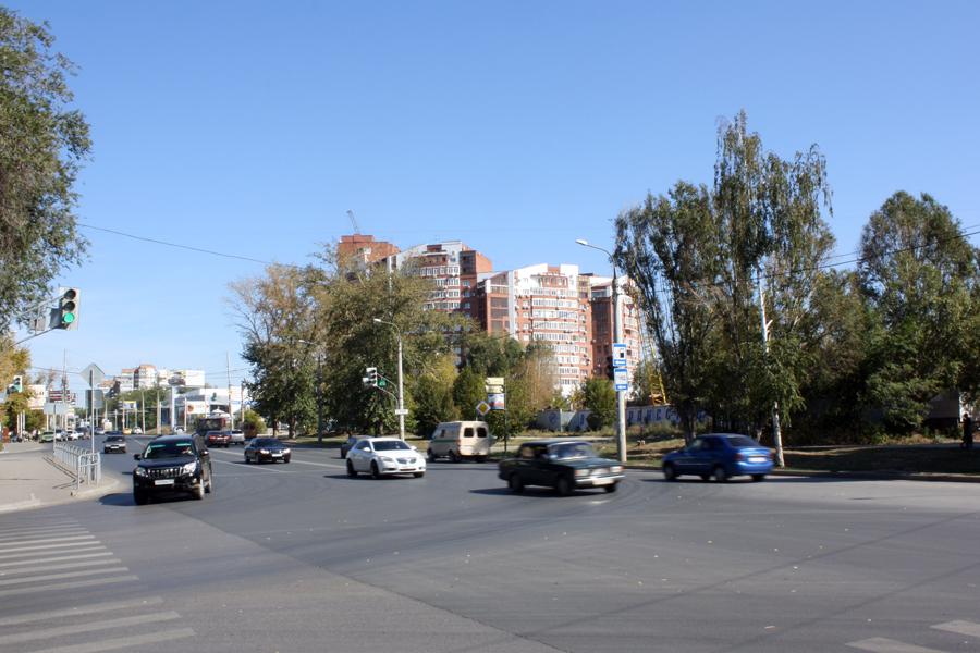 На ремонт улицы Ново-Садовой выделен 471 миллион рублей