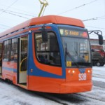 В 2016 году в Самару прибудут 20 троллейбусов и 20 трамваев