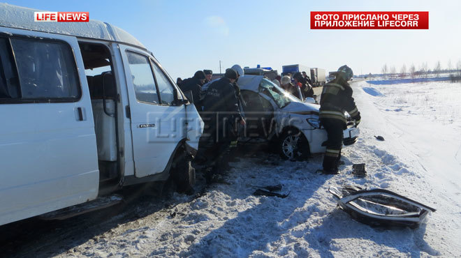 20 марта на трассе Димитровград — Самара погибли четыре человека