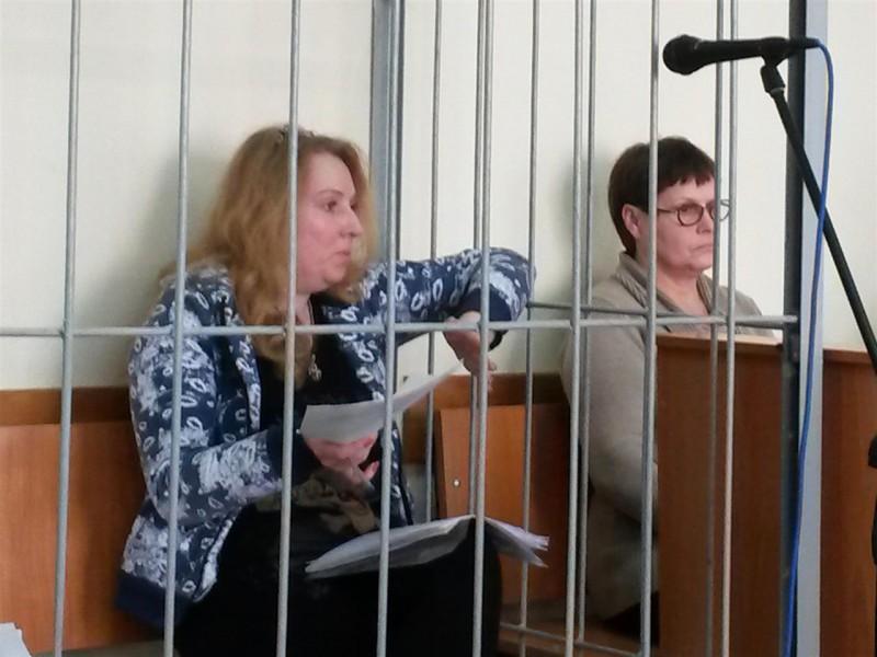 Адвокат Ольга Гисич приговорена к 8,5 годам лишения свободы