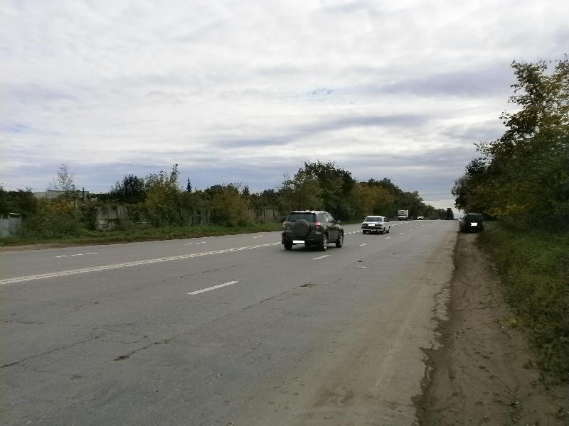 На Волжском шоссе появится освещение