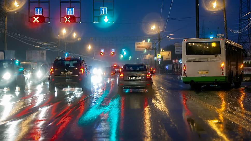 Московское шоссе снова перекроют из-за ремонтных работ