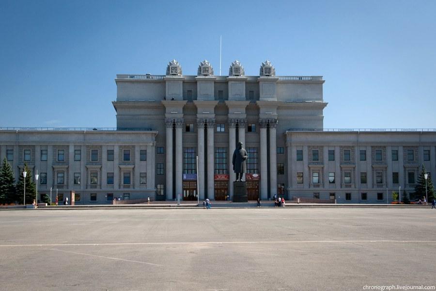 В Самаре будет временно изменена схема движения транспорта