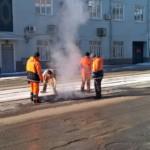 Олег Фурсов требует увеличить количество бригад и ускорить темпы проведения дорожных работ