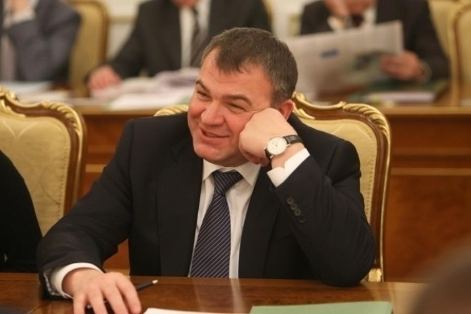 Экс-министр Анатолий Сердюков будет руководить самарским заводом «Кузнецов»