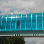 ГИБДД требует построить наземный переход у ЦАВ