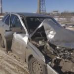 Автомобилистка в Тольятти спровоцировала крупное ДТП ФОТО