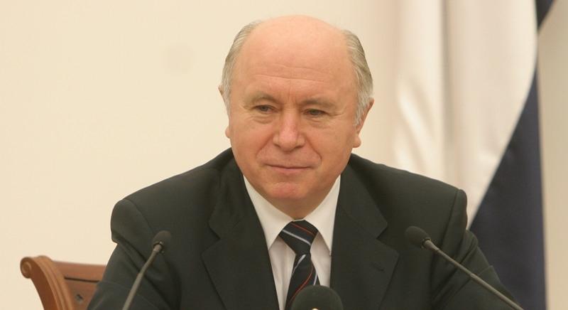 Всё идет по плану: Меркушкин отчитался перед Шуваловым о ходе строительства стадиона