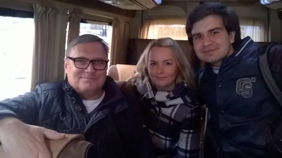 В Самарскую область прибыл Михаил Касьянов