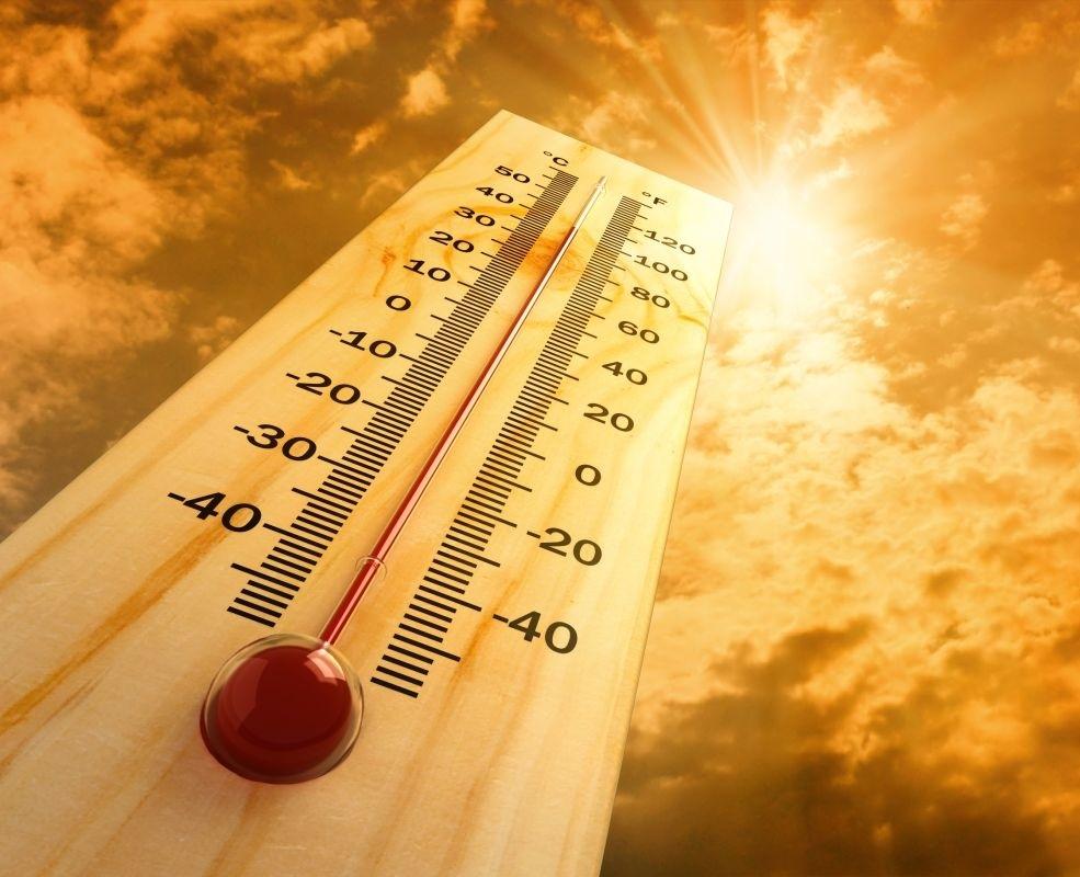 В Самару идет аномальная жара из Турции