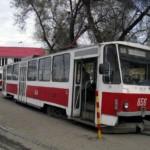 Информацию о закрытии трамвайного движения в районе Хлебной площади опровергли в ТТУ