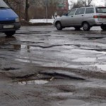 Дороги в Ленинском районе Самары не соответствуют ГОСТу