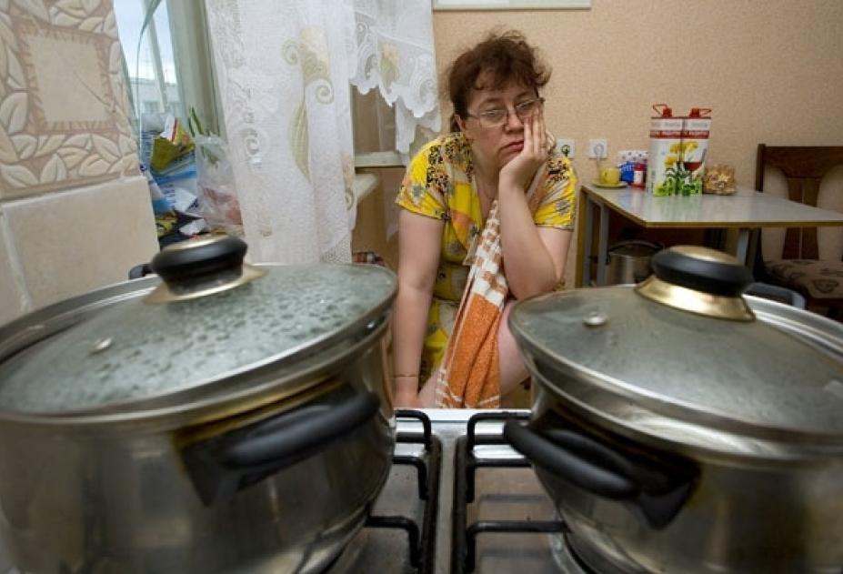 На следующей неделе часть Самары останется без горячей воды