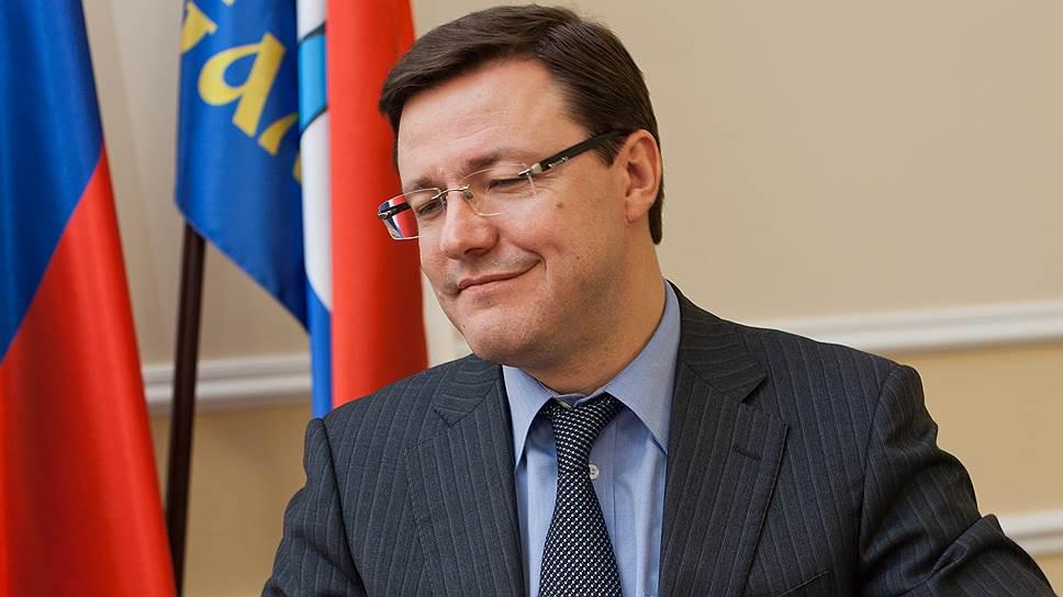 Дмитрий Азаров будет распределять гранты правительства РФ среди НКО