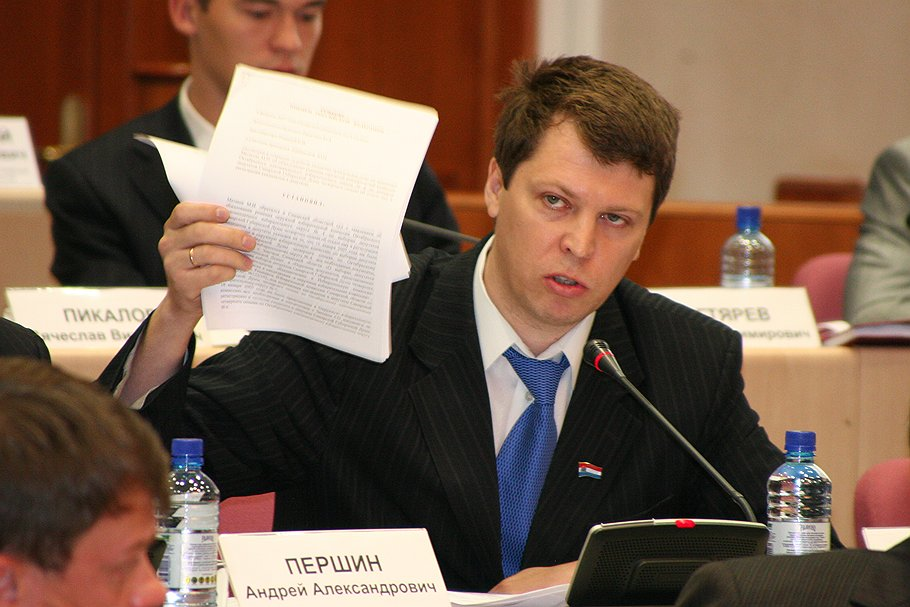 Меркушкин прокомментировал обыски у Матвеева и Соколова