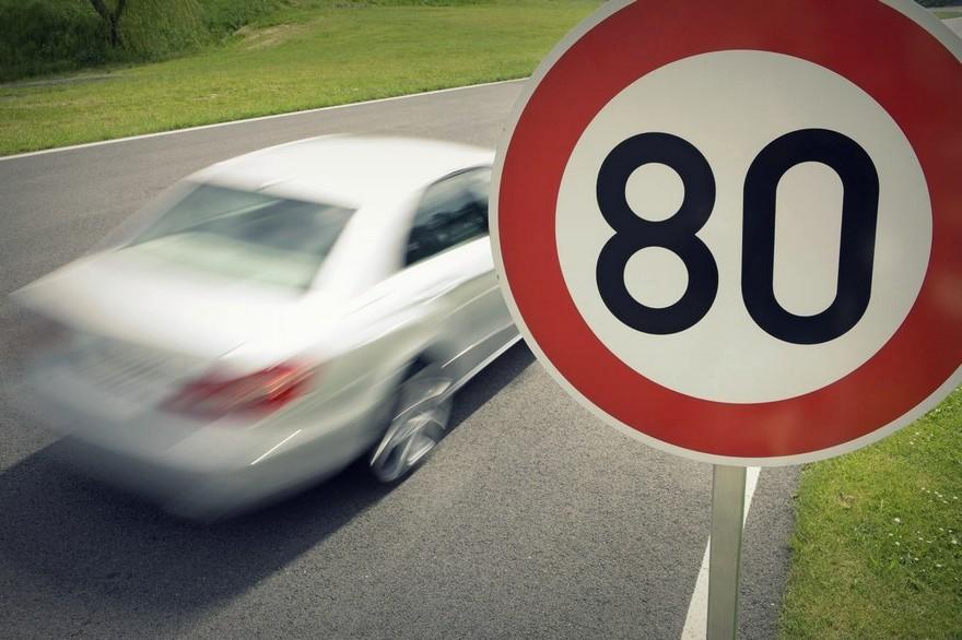 На Волжском шоссе меняется скоростной режим