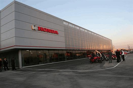 У Самарского минтранса возникли проблемы с изъятием участка у автоцентра Honda