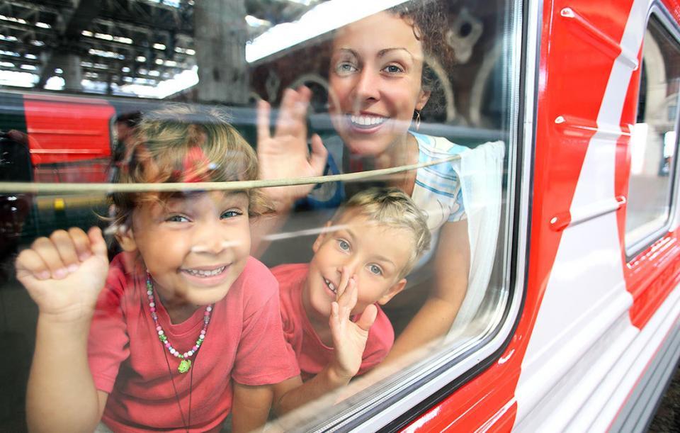 РЖД объявил о льготах для детей в период летних каникул