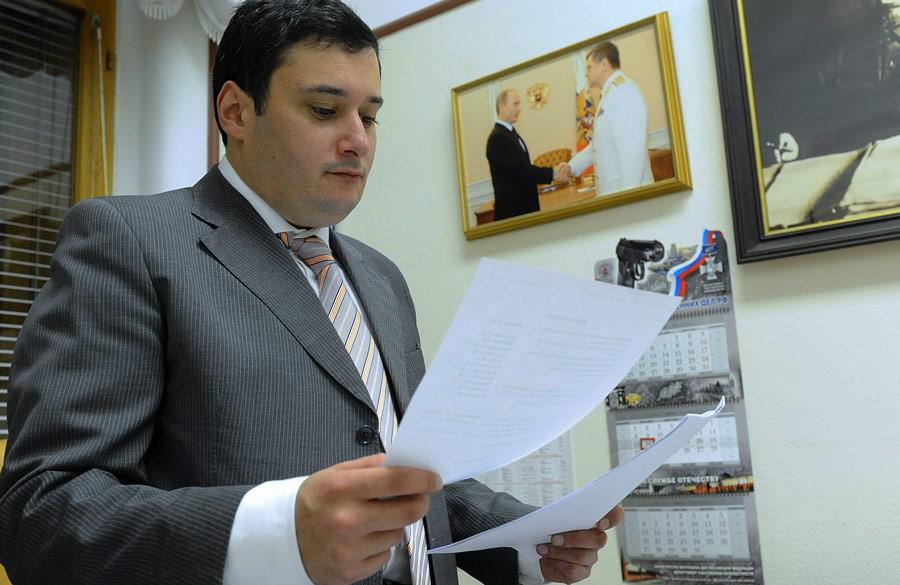 Александр Хинштейн уходит из Самарской области