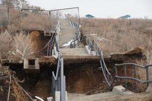 Прокуратура Тольятти обязала мэрию заняться восстановлением лестницы на набережной