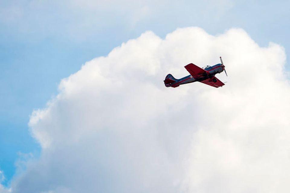 16 апреля в Бобровке состоится авиашоу