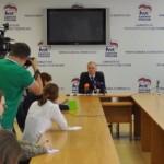 Игорь Станкевич рассказал о том, как праймериз проходит в Самарском регионе