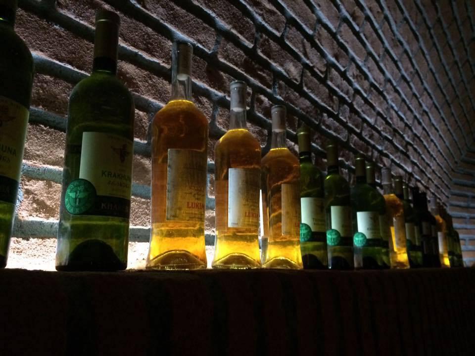 Кахетия: превращаем воду в вино